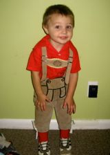 little boy lederhosen