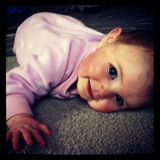 baby happy instagram