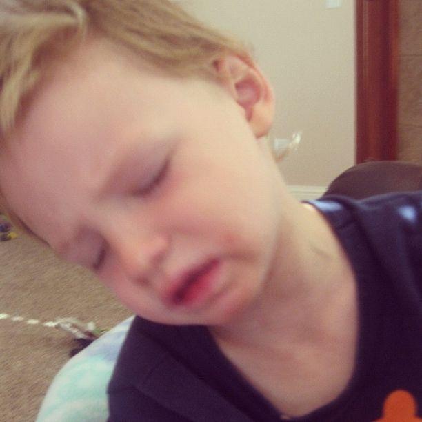 sick little boy instagram