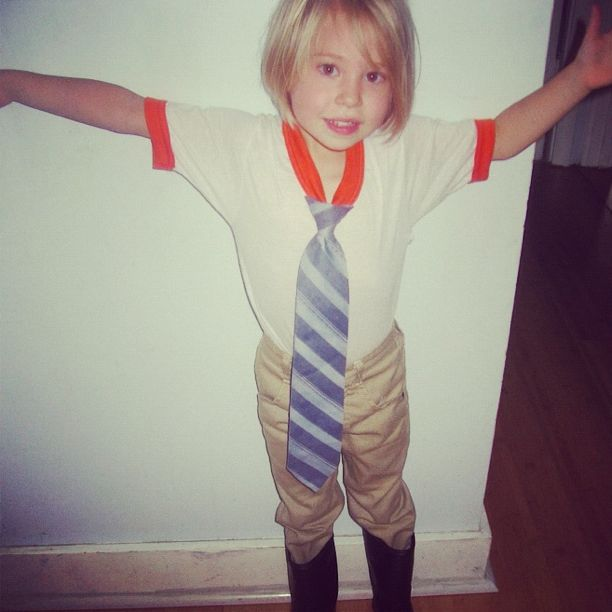 little girl tie boots instagram