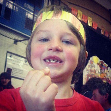 little boy lost tooth instagram