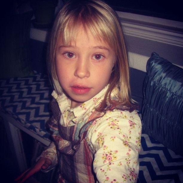 little girl instagram