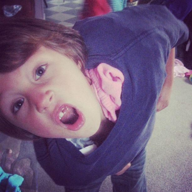 little boy clothes stuffed in shoulders instagram
