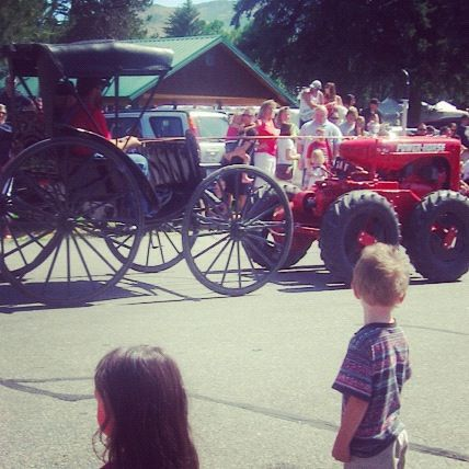 small town parade little boy instagram