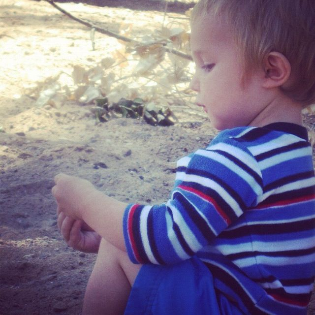 little toddler boy beach instagram