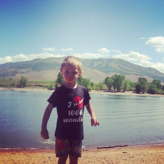 little boy lake instagram
