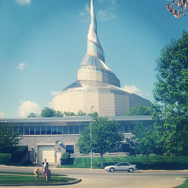 RLDS temple instagram
