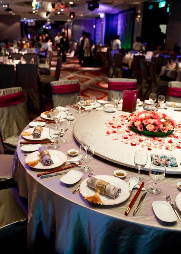 taiwanese wedding dinner luncheon chinese