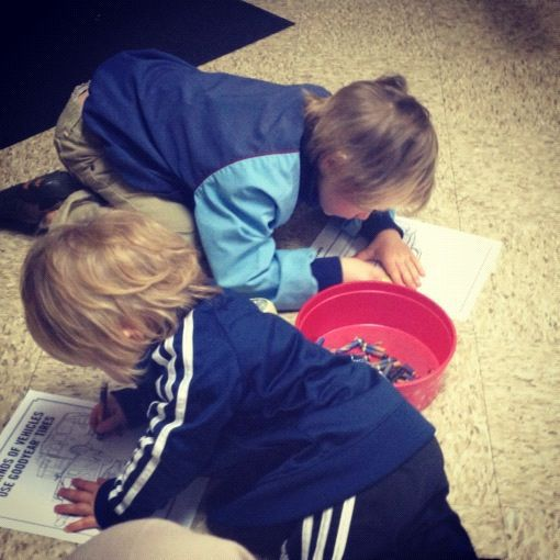 little boys coloring on floor crayons instagram