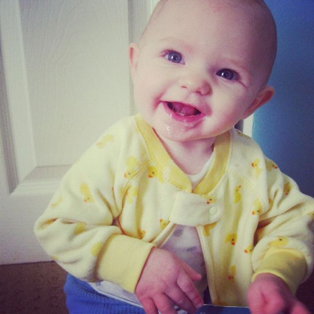 smiling baby boy instagram