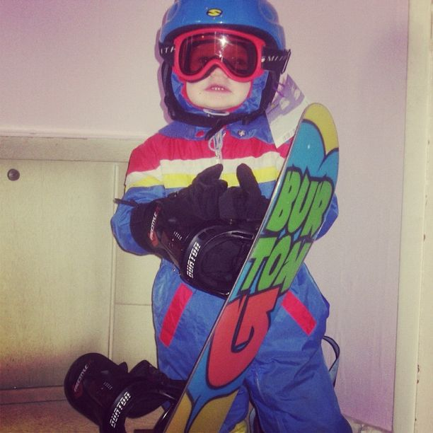 little boy snowboarding gear instagram