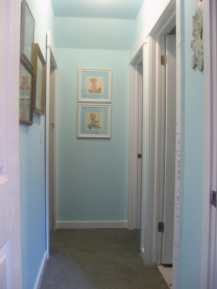 turquoise hall