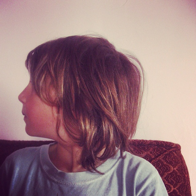 little boy haircut before instagram