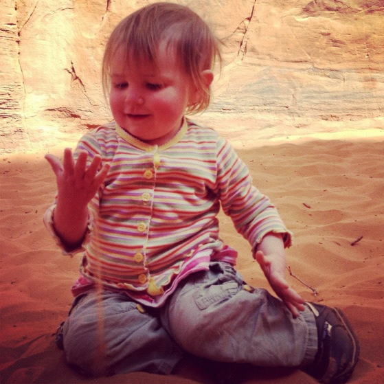 little boy arches national park moab sand dune arch instagram