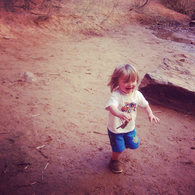 little boy moab negro bill canyon instagram