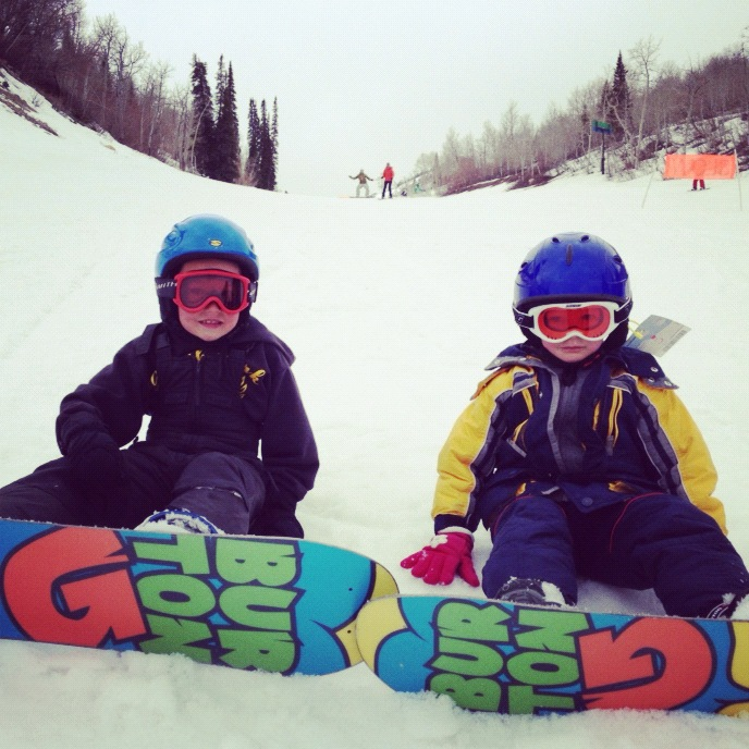 little boys brothers snowboarding instagram