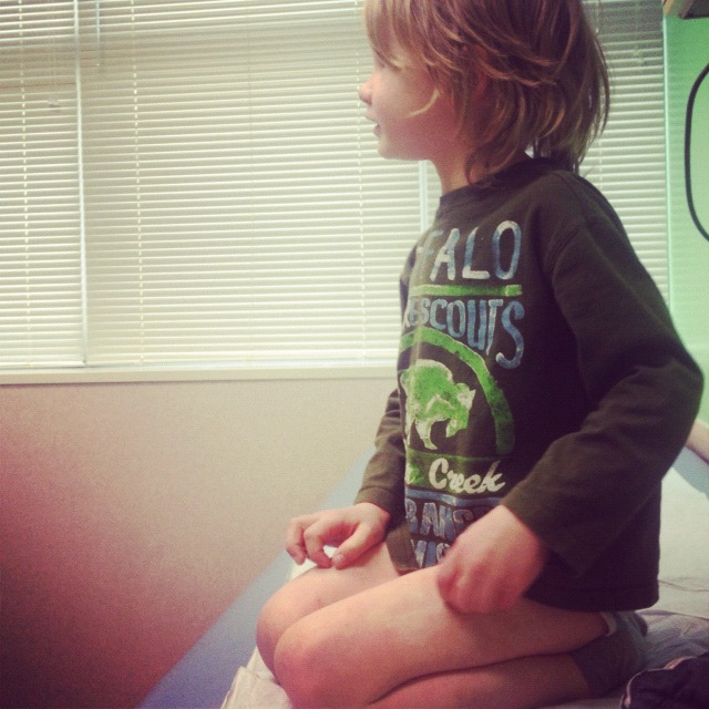 little boy pediatrician doctor instagram