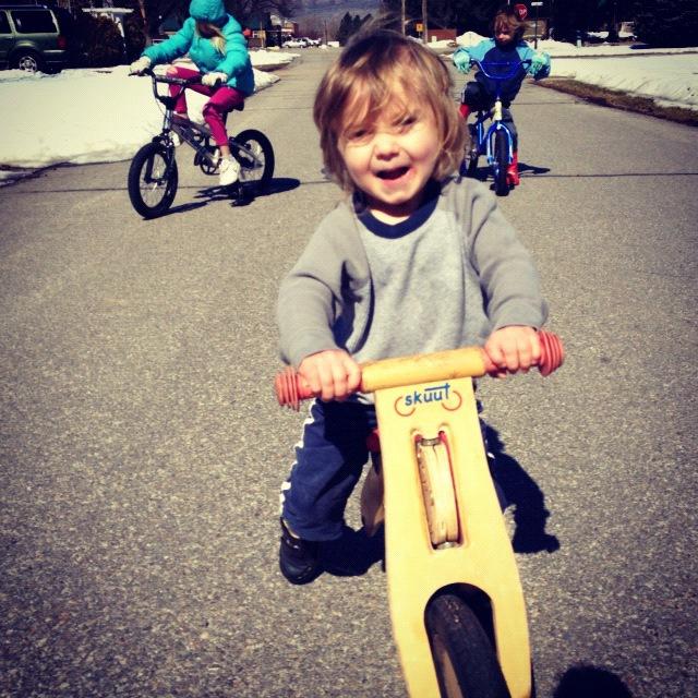 little boy balance bike kids instagram