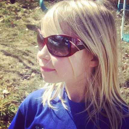 little girl sunglasses instagram