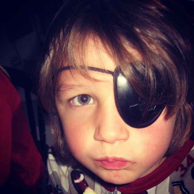 little boy pirate instagram