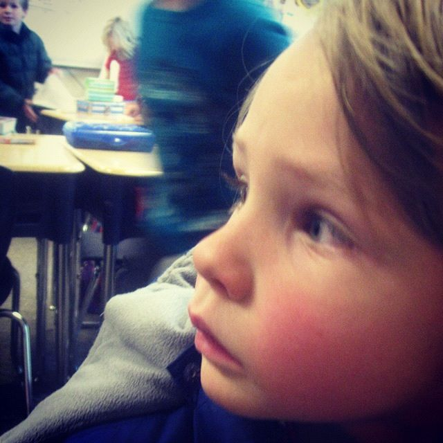 little boy classroom instagram