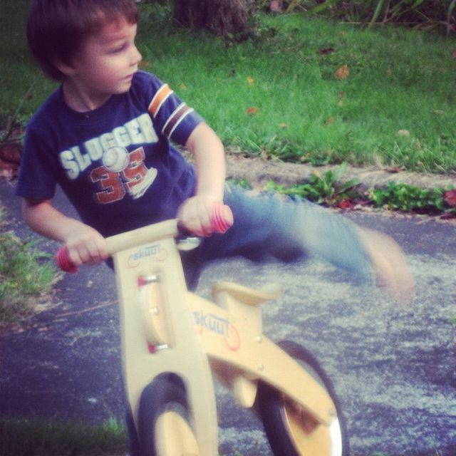 little boy skuut balance bike instagram