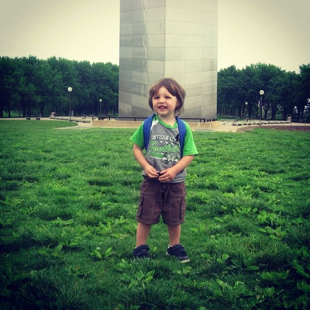 little boy st louis arch instagram