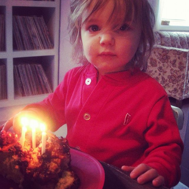 little boy birthday cake candles instagram