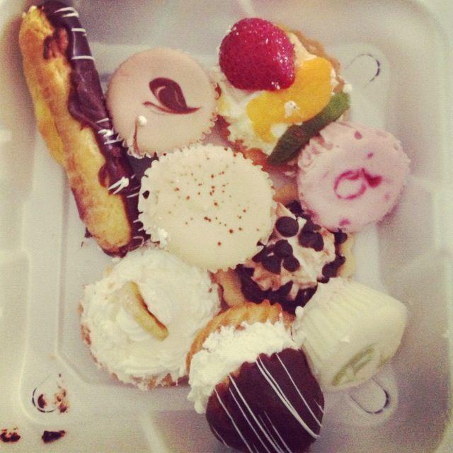 pastries instagram