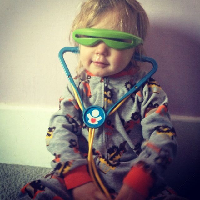 little boy sunglasses stethoscope instagram
