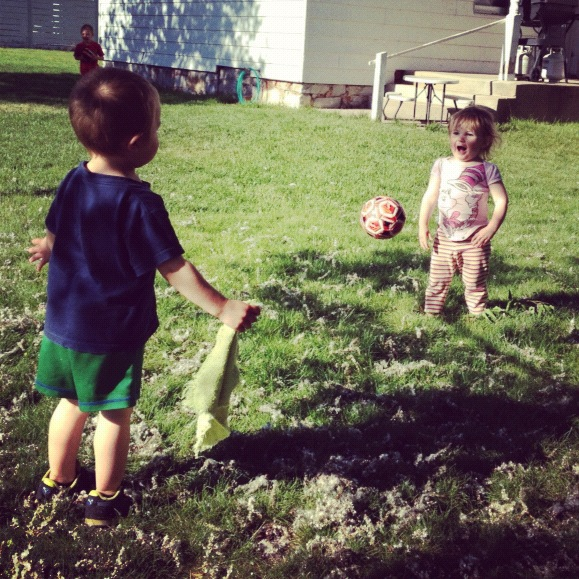 toddlers soccer ball instagram