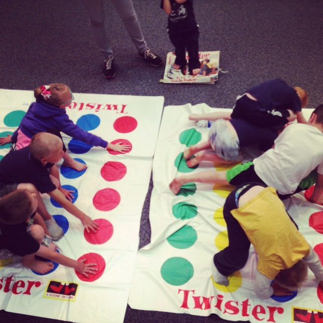 twister instagram