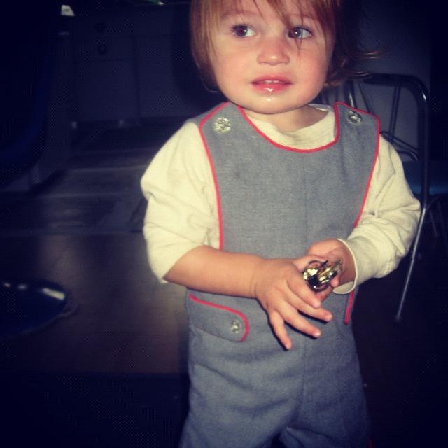 baby boy little girl glasses instagram