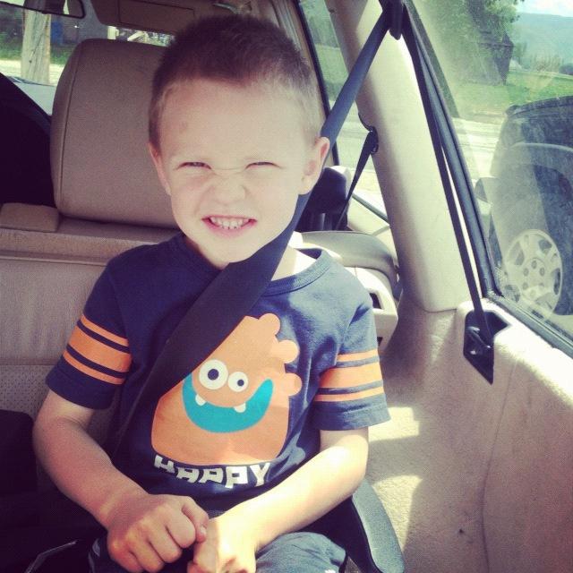 little boy booster seat instagram