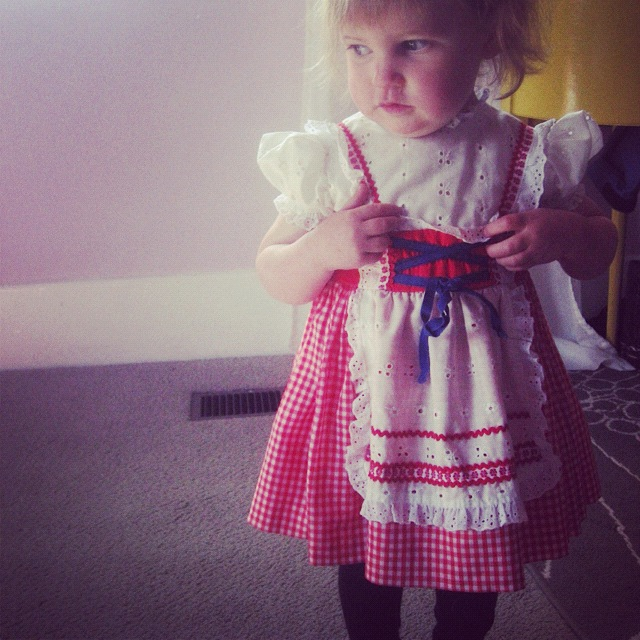 little boy girl austrian swiss germany oktoberfest instagram