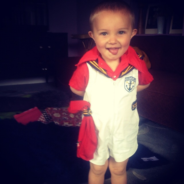 little boy sailor suit instagram