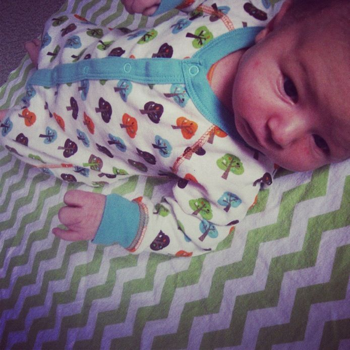 baby boy chevron instagram