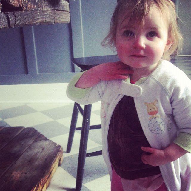 baby girl instagram