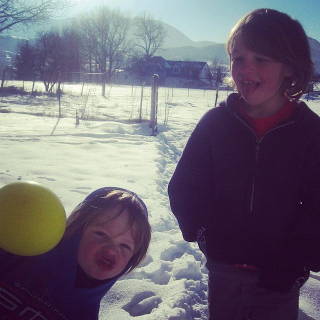 brothers snow instagram