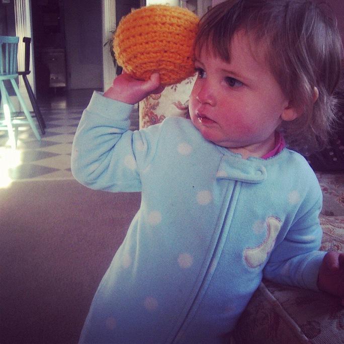 baby girl pajamas ball instagram