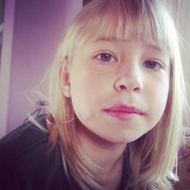 little blonde girl instagram