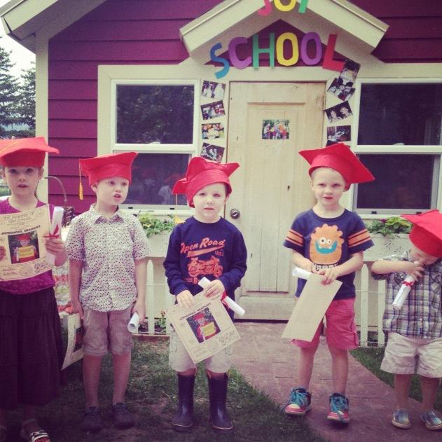 preschool joy school graduates instagram