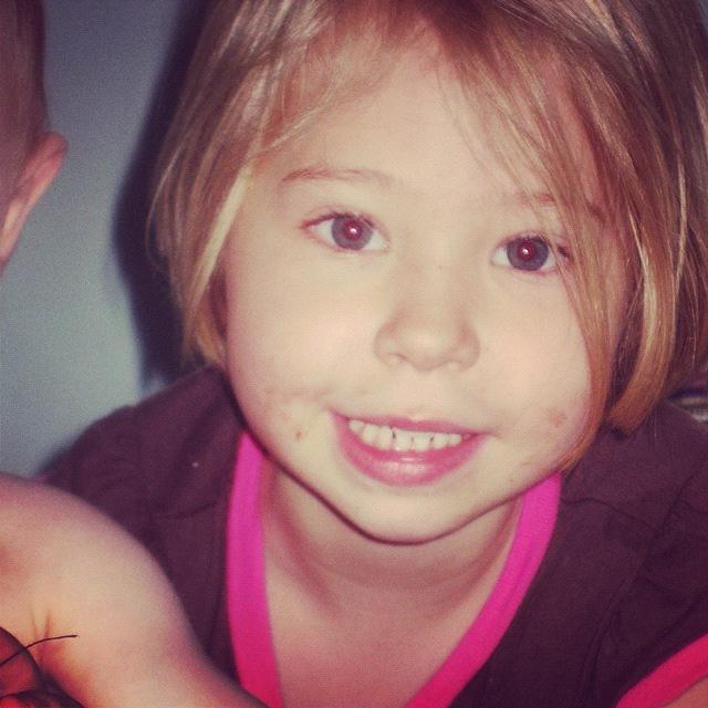 little girl haircut instagram