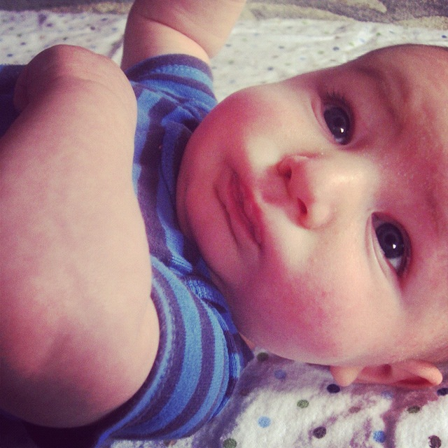 newborn boy baby instagram